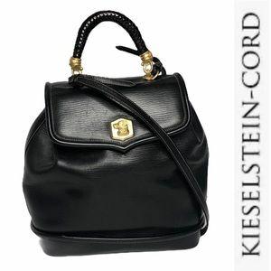 Barry Kieselstein-Cord Leather Trophy Handle Bag